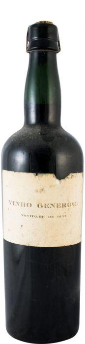 1934 Vinho Generoso Novidade