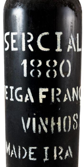 セルシアル・ヴェイガ・フランサ マデイラ 1880年