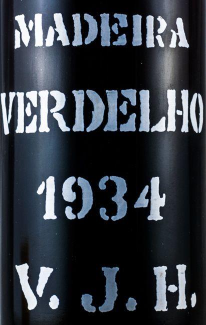 V.J.H. ヴェルデーリョ マデイラ 1934年