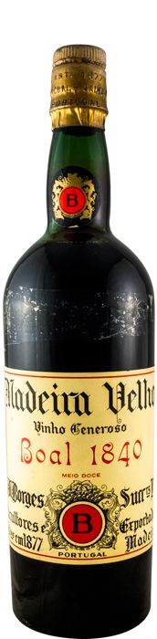 1840 Madeira H. M. Borges Boal