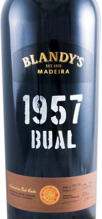 ボアル・ビンテージ・ブルデオス マデイラ 1957年