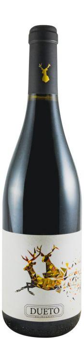 Dueto de vinhos Alentejo e Douro tinto