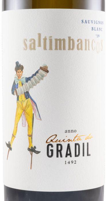 2019 Quinta do Gradil Saltimbanco Sauvignon Blanc branco