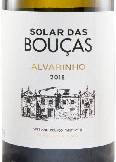 2018 Solar das Bouças Alvarinho branco
