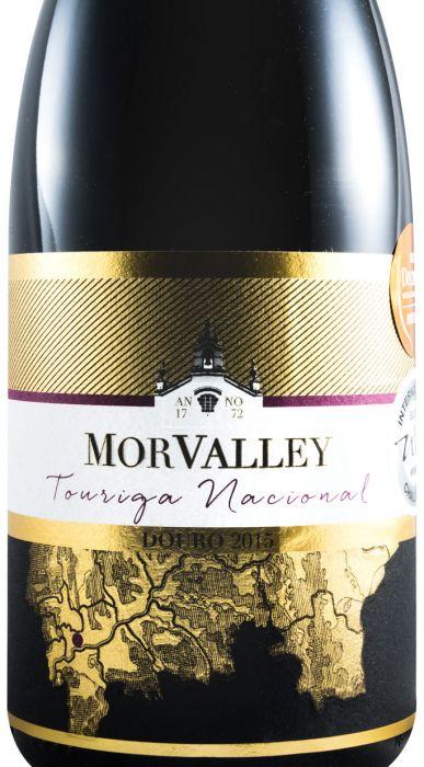 2015 Morvalley Touriga Nacional red