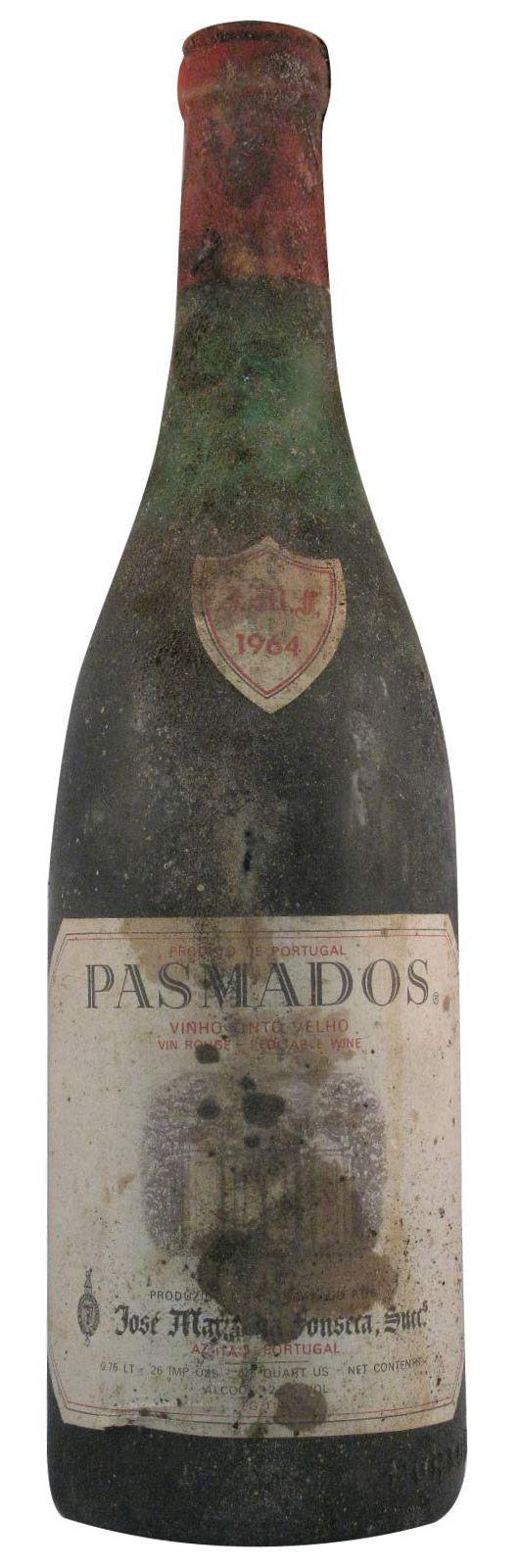 1964 José Maria da Fonseca Pasmados tinto
