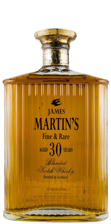 James Martin's 30 anos s/Caixa