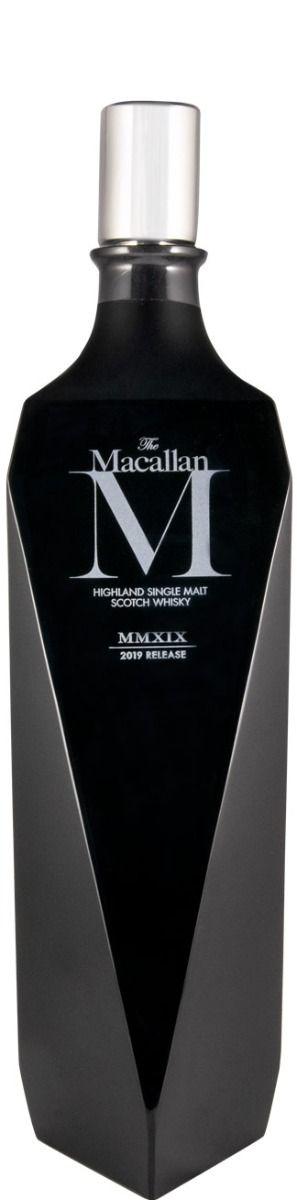 2019 Macallan M Black