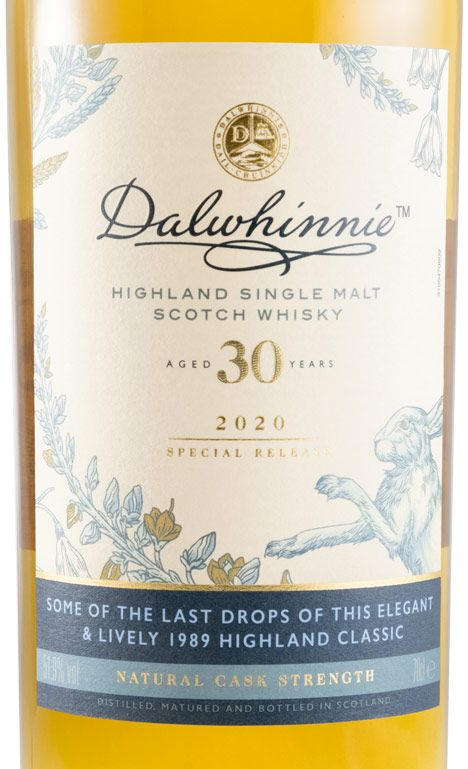 2020 Dalwhinnie Special Release 30 years