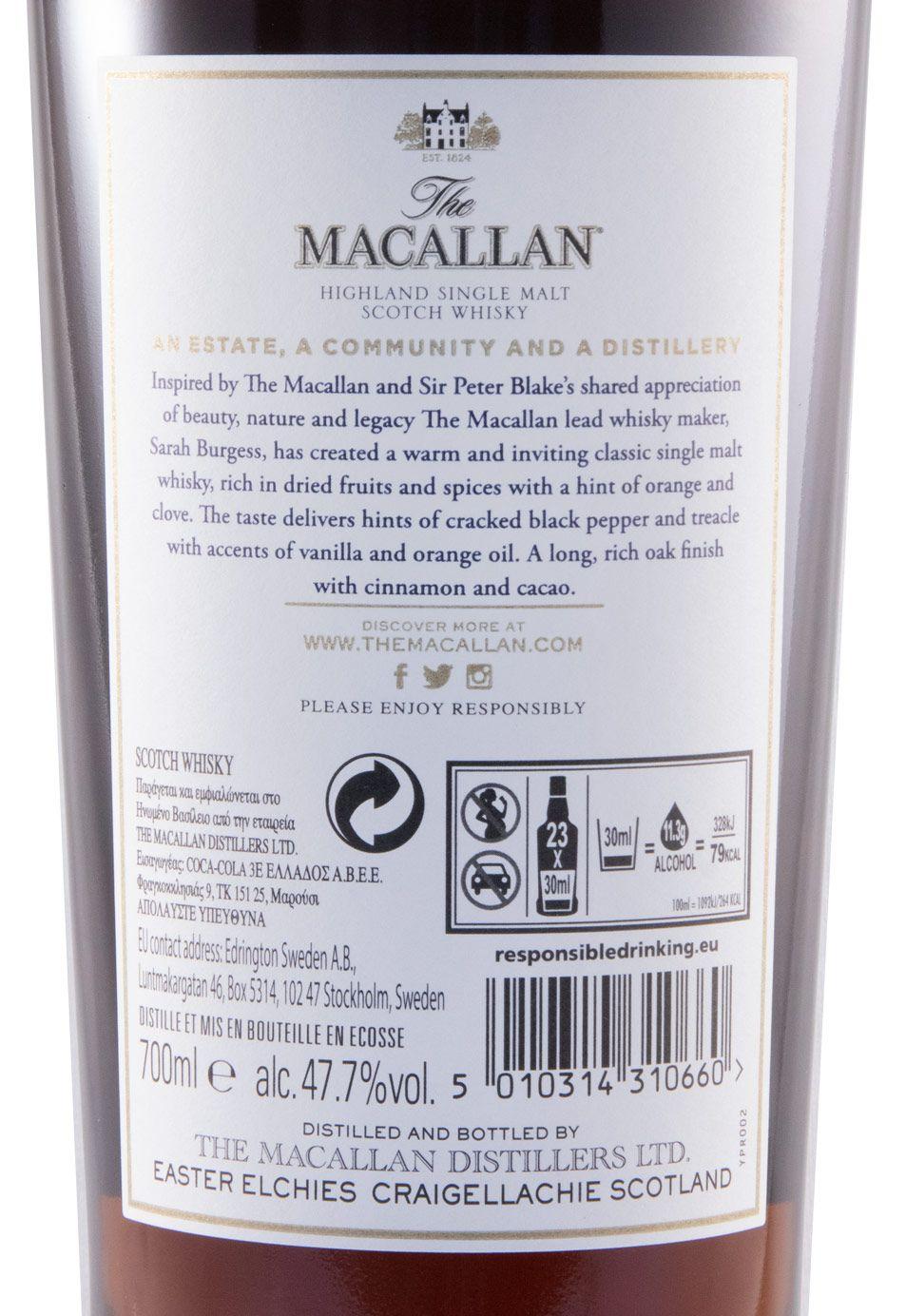 Macallan Sir Peter Blake Edition