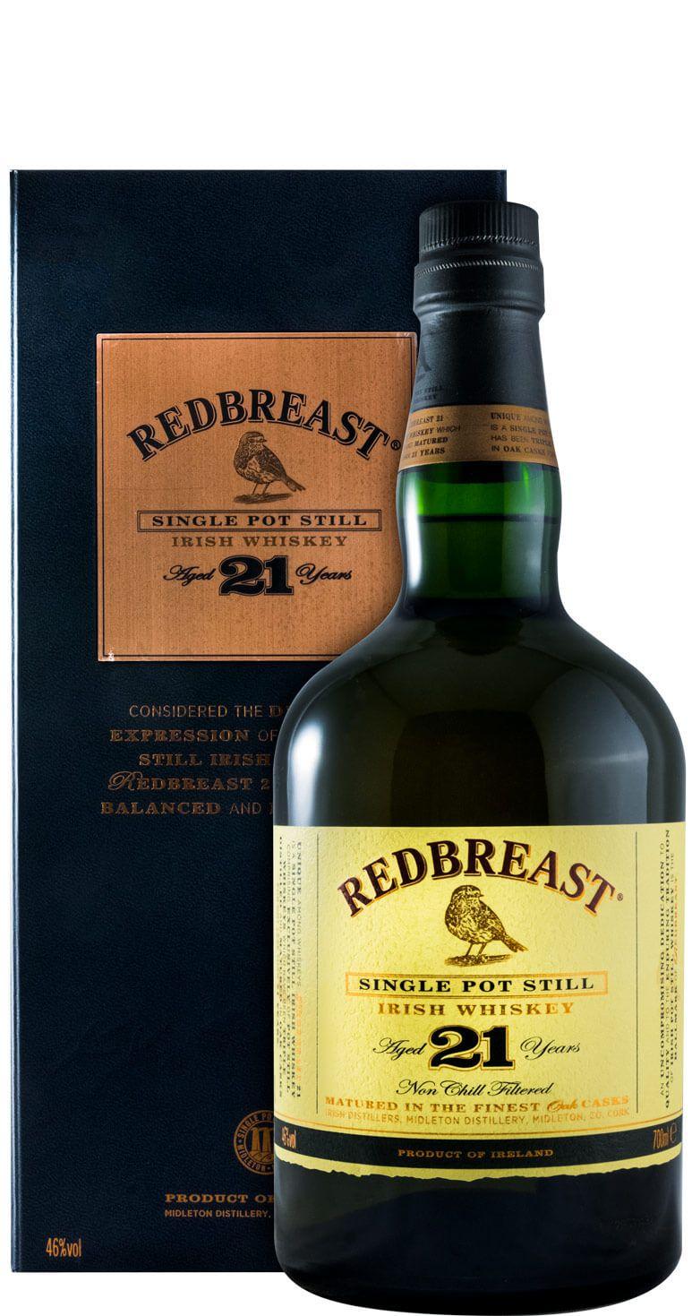Redbreast Old Pott Still 21 anos