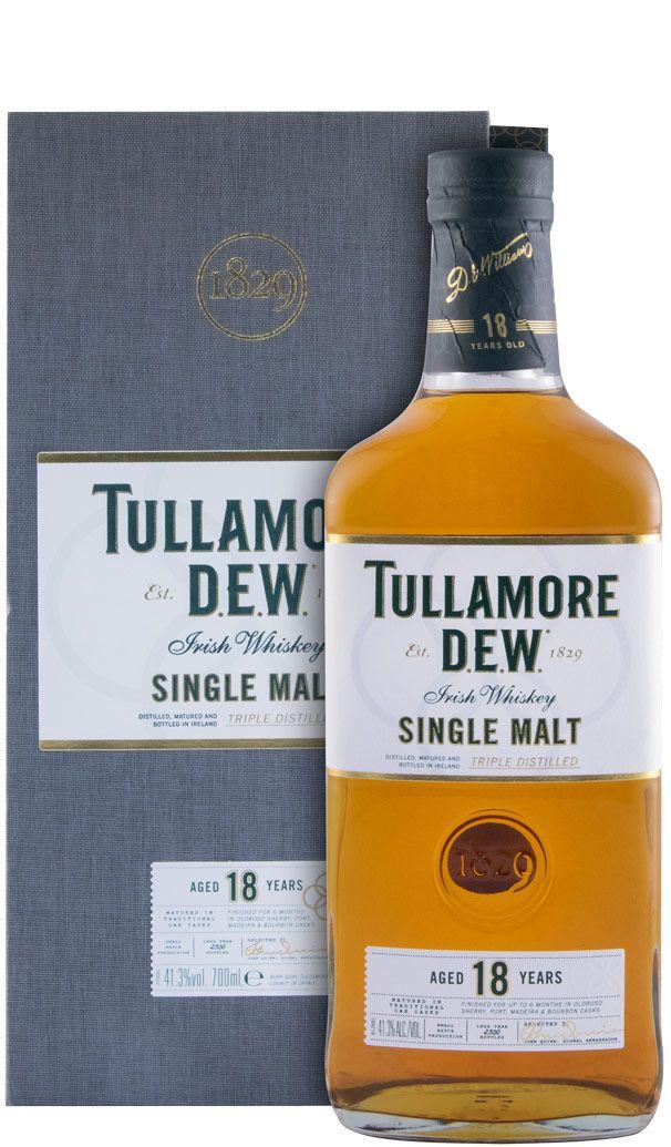 Tullamore Dew 18 anos