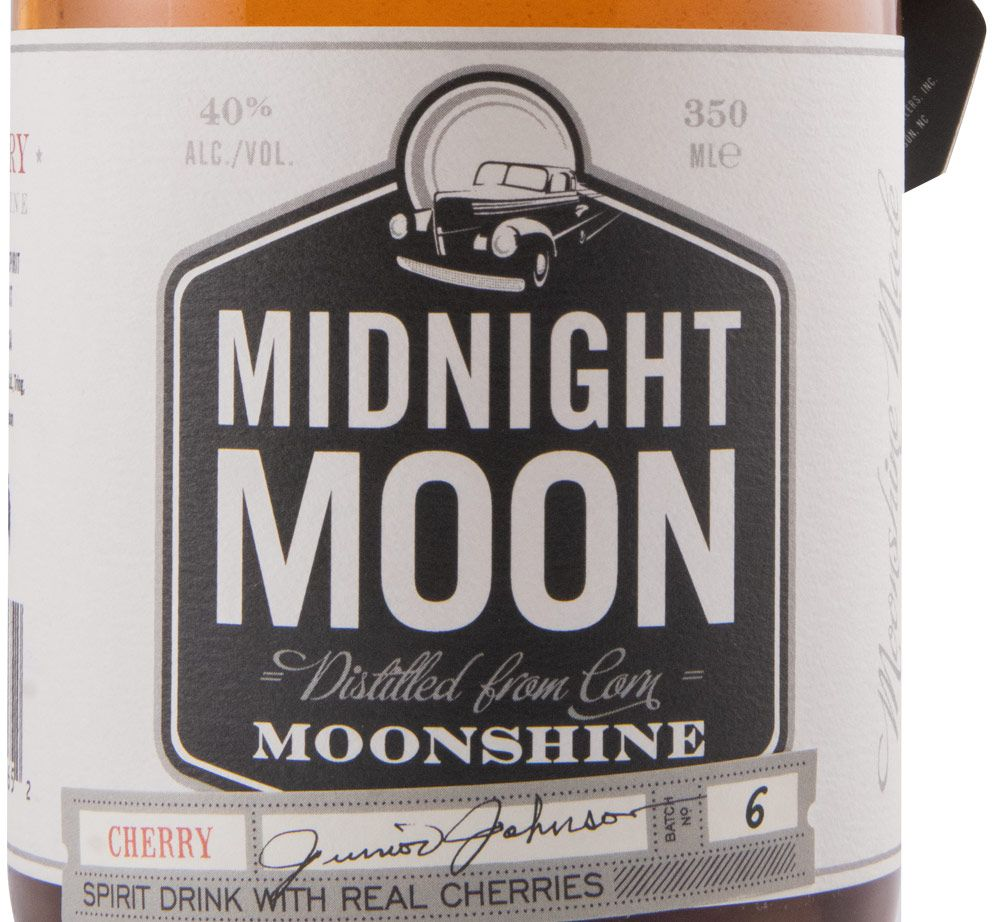 Midnight Moon Moonshine Cherry 35cl