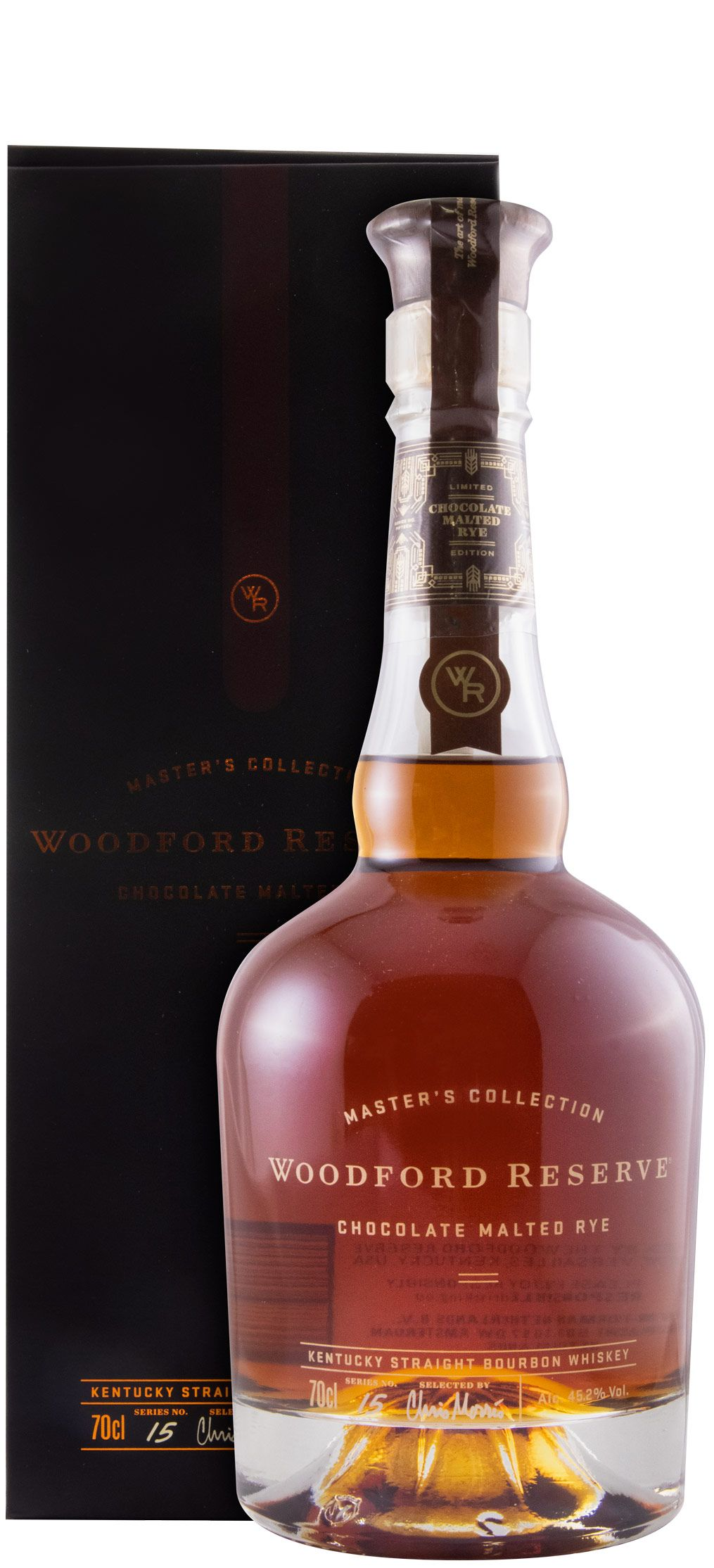 Woodford Reserve Chocolate Malted Rye