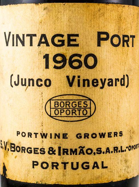 1960 Borges Quinta do Junco Vintage Porto