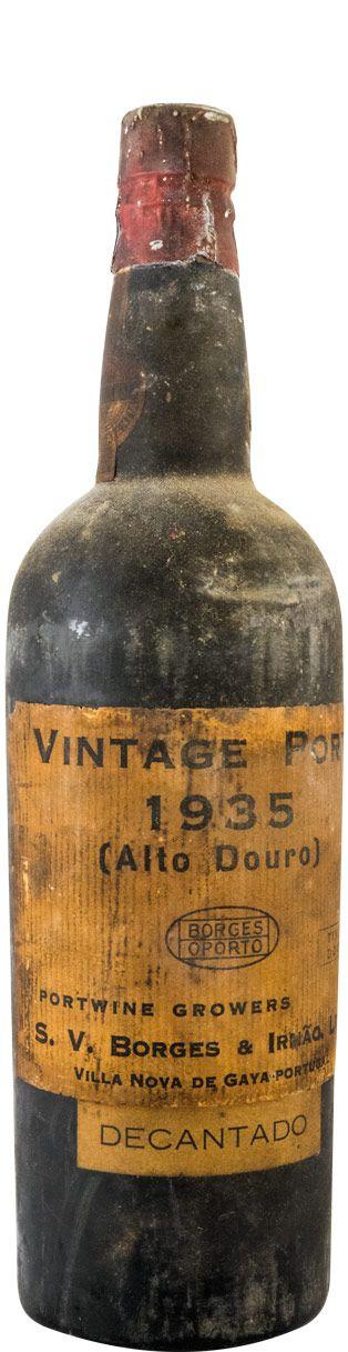 ボルジェス・ヴィンテージ ポート 1935年