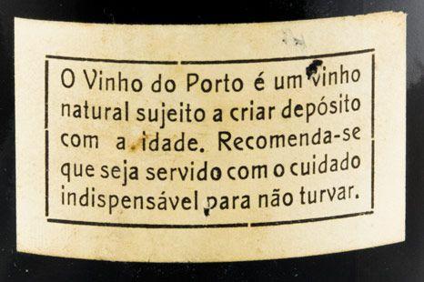 1955 Borges Vintage Soalheira Porto
