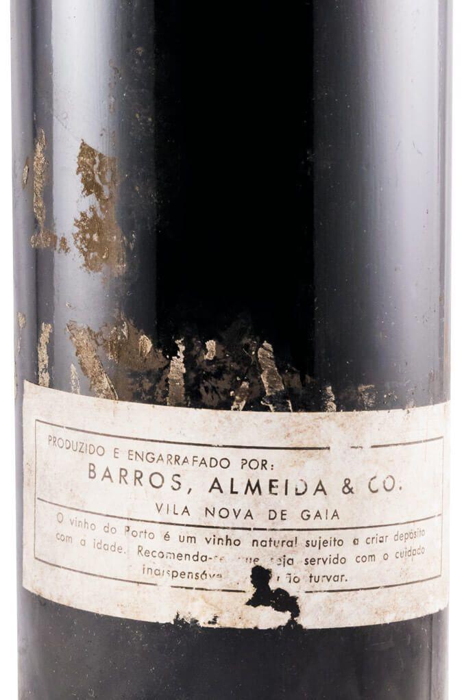 1963 Barros Vintage Porto