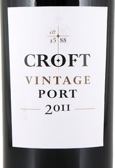 2011 Croft Vintage Porto 75cl