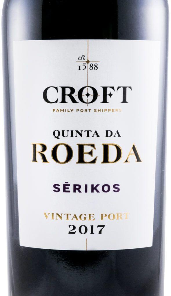 2017 Croft Sērikos Vintage Porto