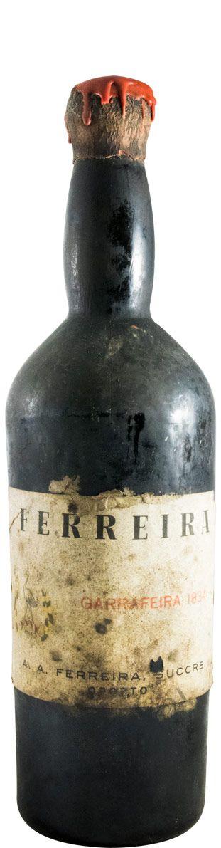 1834 Ferreira Garrafeira Porto