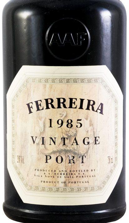 1985 Ferreira Vintage Porto