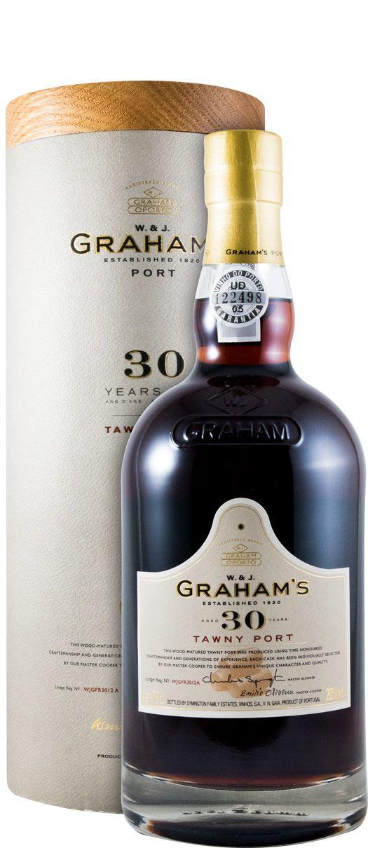 グラハム 30年 ポート