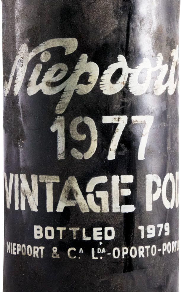 ニーポート・ヴィンテージ ポート 1977年