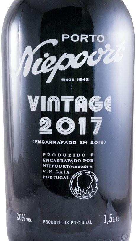 2017 Niepoort Vintage Port 1.5L