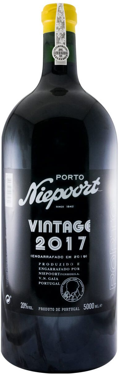 2017 Niepoort Vintage Porto 5L