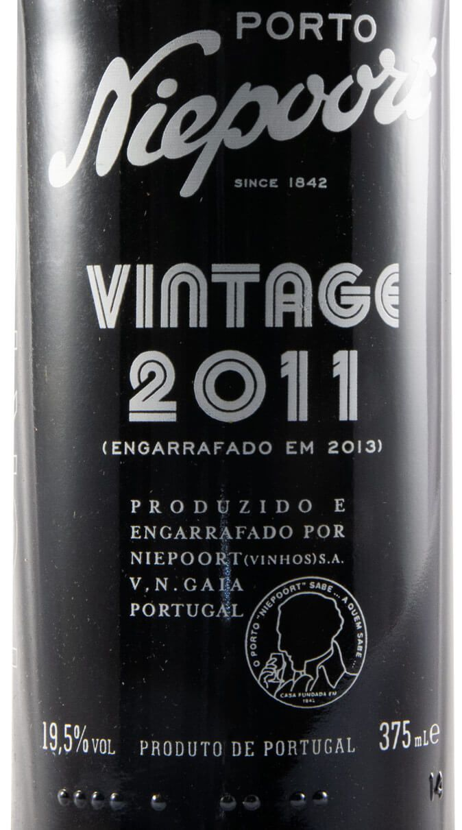 2011 Niepoort Vintage Port 37.5cl