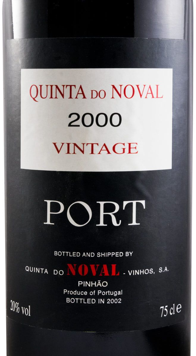 2000 Noval Vintage Porto