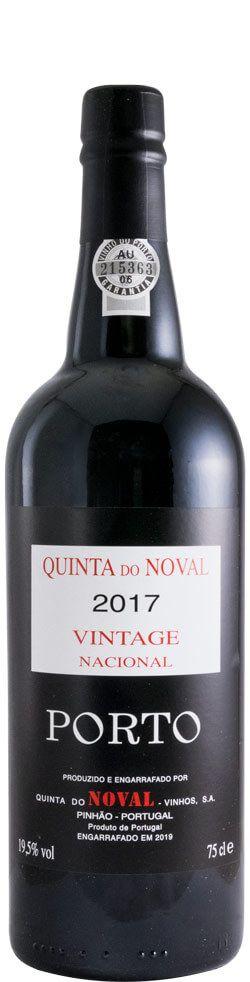 2017 Noval Nacional Vintage Port