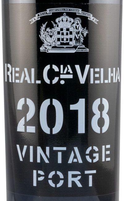 2018 Real Companhia Velha Vintage Porto