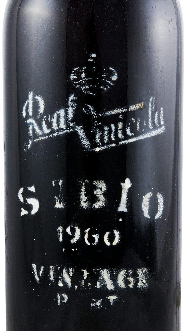 1960 Real Vinícola Síbio Vintage Porto