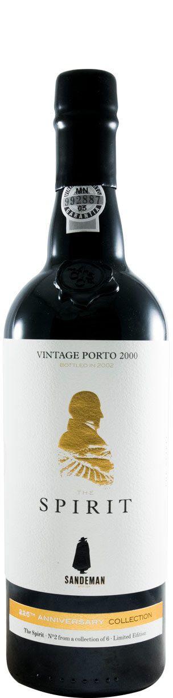 2000 Sandeman The Spirit 225th Anniversary Collection Vintage Porto