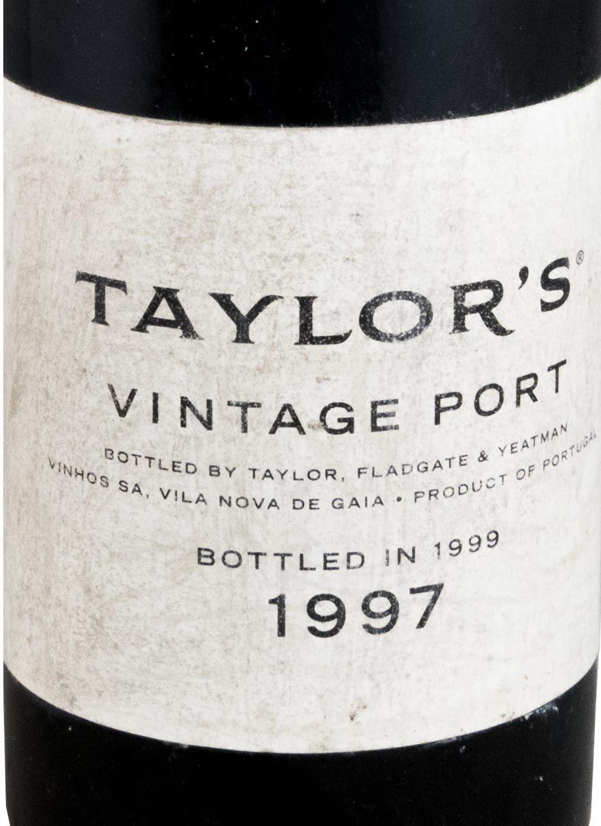 1997 Taylor's Vintage Porto
