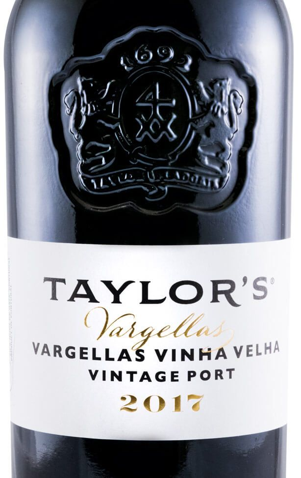 2017 Taylor's Quinta das Vargellas Vinha Velha Vintage Porto