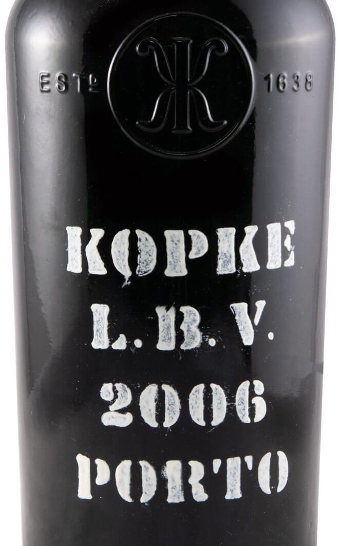 2006 Kopke LBV Porto