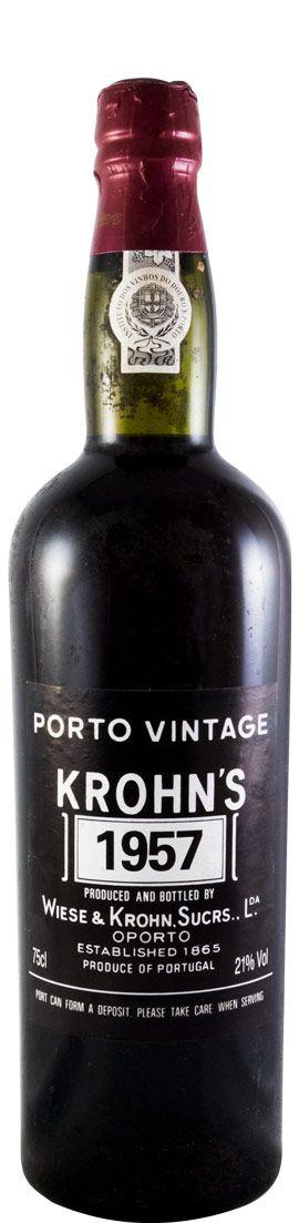 1957 Krohn Vintage Porto