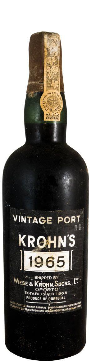 クローン・ヴィンテージ ポート 1965年
