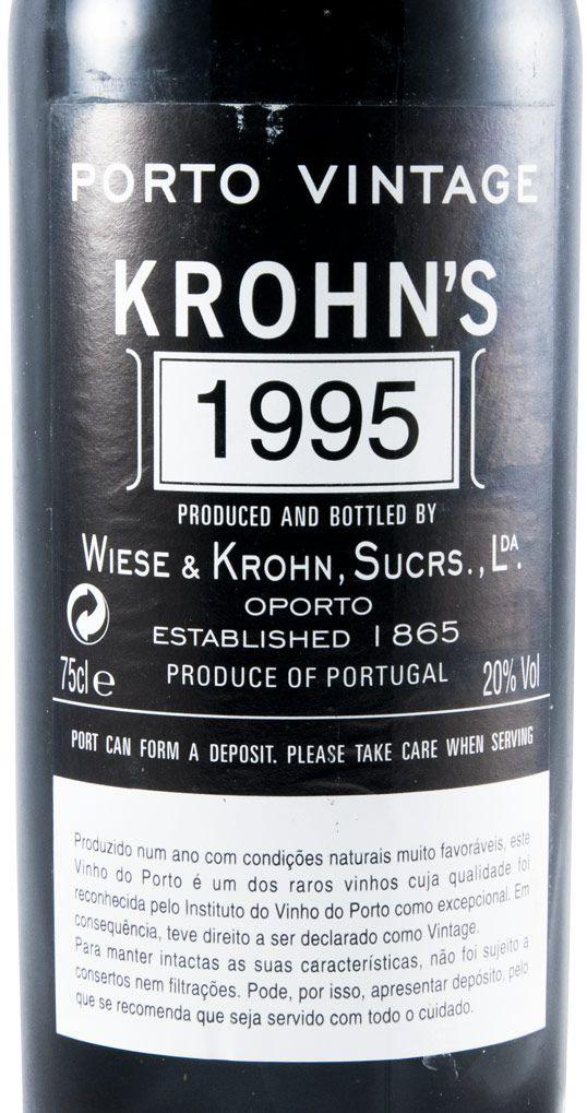 1995 Krohn Vintage Porto