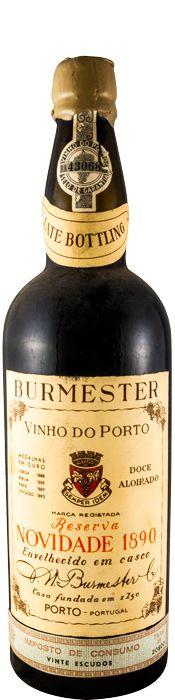 1890 Burmester Novidade Porto