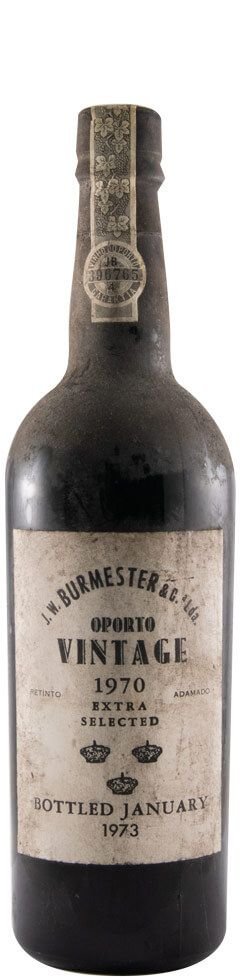 1970 Burmester Vintage Портвейн