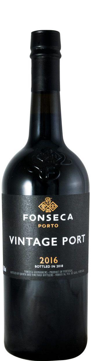 2016 Fonseca Vintage Porto