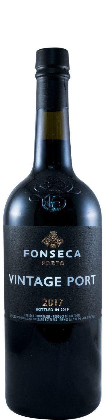2017 Fonseca Vintage Porto