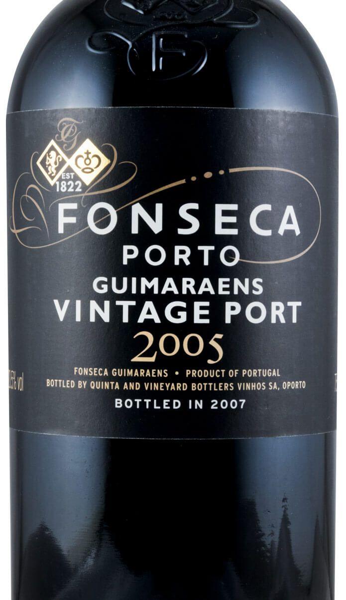 2005 Fonseca Guimaraens Vintage Porto