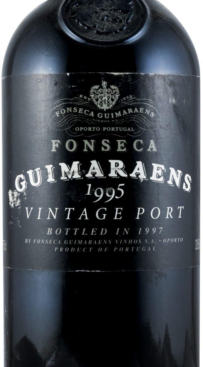 1995 Fonseca Guimaraens Vintage Porto