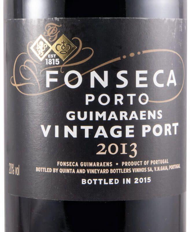 2013 Fonseca Guimaraens Vintage Porto
