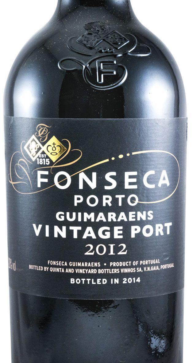 2012 Fonseca Guimaraens Vintage Porto